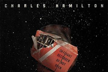 "Listen To Charles Hamilton's New EP ""The Black Box"""