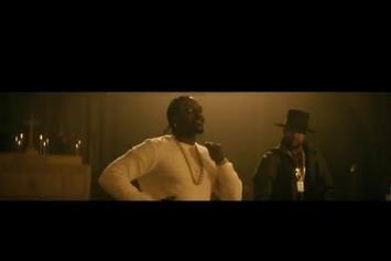 "Pusha T Feat. The-Dream ""M.F.T.R."" Video"