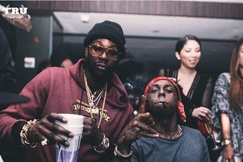 "2 Chainz Previews New Collab Off ""Collegrove"" Project With Lil Wayne"