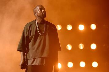 Kanye West Is Dropping A New Song Tonight
