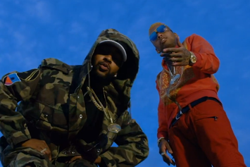 """Kid Ink Feat. Omarion """"Summer In The Winter"""" Video"""