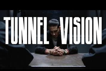 "G-Eazy Stars In Trailer for Short Film ""Tunnel Vision"""
