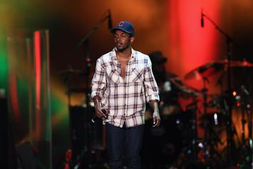 Kendrick Lamar Reacts To Being Given Key To City Of Compton