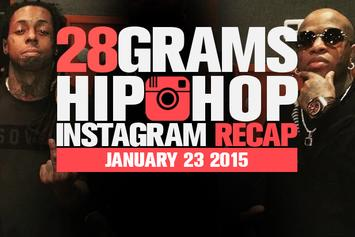 28 Grams: Hip Hop Instagram Recap (Jan 16-22)