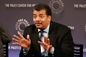 Astrophysicist Neil deGrasse Tyson Responds To B.o.B's Tweets About The Flat Earth