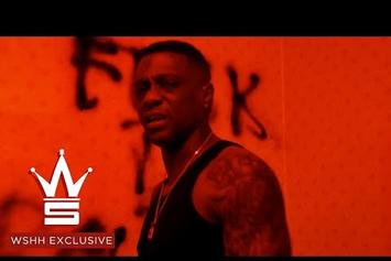 "Boosie Badazz ""Forgive Me Being Lost"" Video"