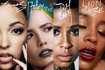 Tinashe, Dej Loaf & Others Partner With MAC Cosmetics