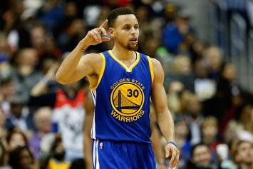 """Stephen Curry's """"All-Star"""" Under Armour Sneaker is Super Clean"""