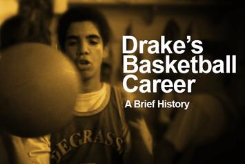 Drake's Basketball Career: A Brief History