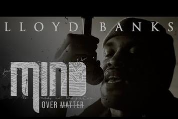 "Lloyd Banks ""Mind Over Matter"" Video"