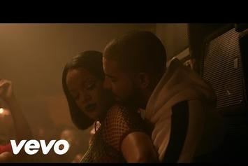 "Rihanna Feat. Drake ""Work"" Video Teaser"