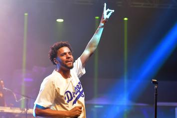 J. Cole To Perform For Barack Obama At DNC Fundraiser