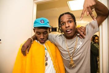 ASAP Rocky's Tyler The Creator Impression Is Incredible