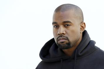 Kanye West Just Met With Ikea Reps At Their Headquarters In Sweden