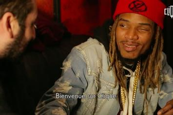 "Fetty Wap: ""I Could Probably Write 10 Songs In An Hour"""