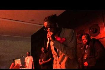 """Watch Young Thug Perform """"About The Money"""" At SXSW"""