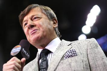"Craig Sager Says His Leukemia Has Returned, ""I'm Fighting This Thing Til The End"""