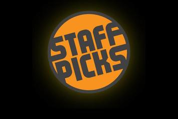 Staff Picks Playlist (March 25)