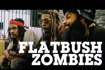 """Flatbush Zombies Explain The Making Of """"3001: A Laced Odyssey"""""""