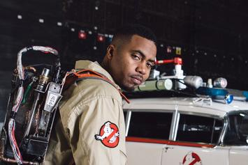 "Nas Announces ""Ghostbusters"" Clothing Line"