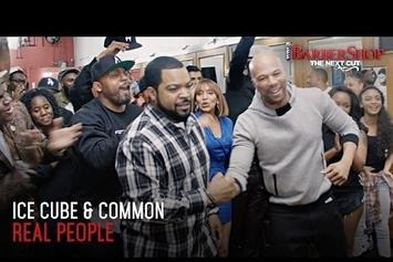 "Ice Cube & Common ""Real People"" Video"