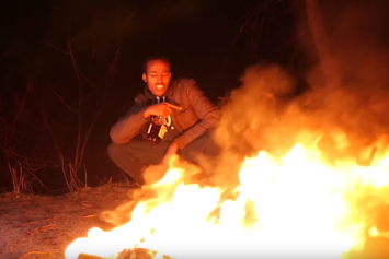 "Mo-G Burns OVO Gear In New ""Wiggins"" Video"
