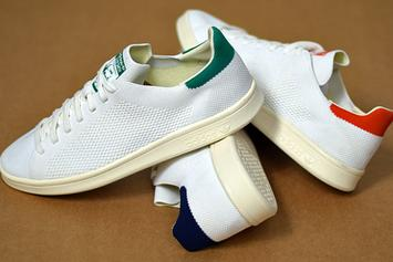 Adidas Uses Primeknit For A New Type Of Stan Smith