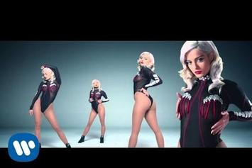 "Bebe Rexha Feat. Nicki Minaj ""No Broken Hearts"" Video"