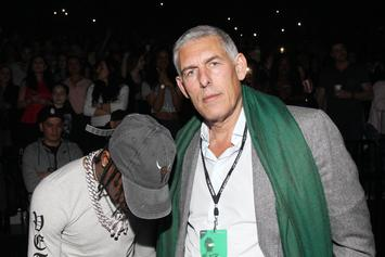 Lyor Cohen Hospitalized After Suffering Pulmonary Embolism