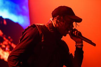 Travi$ Scott Lets White Fan Sing N-Word-Ridden Hook In Toronto