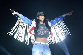 Rihanna & T.I. Make Surprise Appearances At Coachella