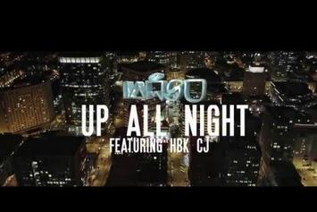"Iamsu! Feat. HBK CJ ""Up All Night"" Video"