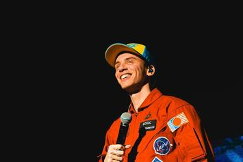 Logic Says He's Currently Working On Two Albums