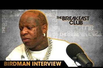 Birdman Goes Off On The Breakfast Club, Walks Out Of Interview