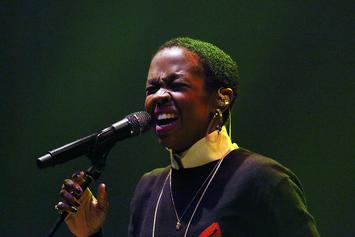 Lauryn Hill Explains Why She's Often Late To Concerts