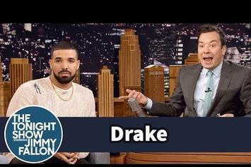 Drake's Interview On Jimmy Fallon