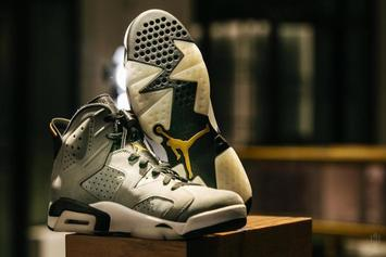 "Michael Jordan's Son Is Releasing A Rare Collection Of ""Trophy Room"" Air Jordans"