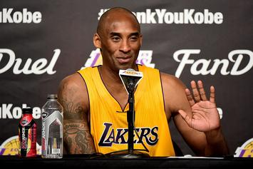 Kobe Bryant Has No Interest In Joining TNT's Inside The NBA