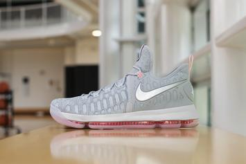 "Release Date Announced For The ""Pre-Heat"" Nike KD9"