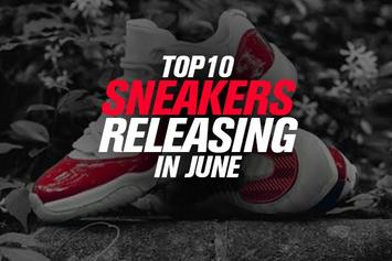 Top 10 Sneakers Releasing This Month