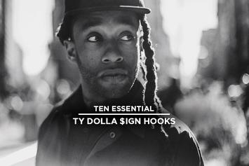 10 Essential Ty Dolla $ign Hooks