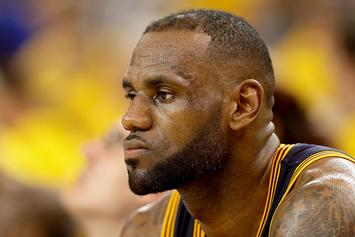Social Media Hilariously Reacts To Cleveland's Blowout Loss In Game 2 Of The NBA Finals