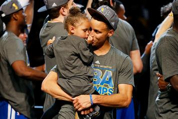 A Cleveland Cavaliers Fan Was Fired For Sending Hateful Tweets About Riley Curry