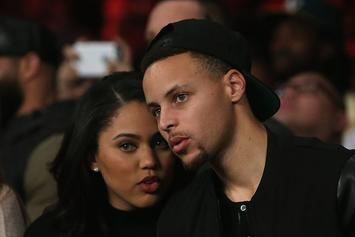 Ayesha Curry's Father Was Mistaken For A Con Man And Almost Arrested During Game 6