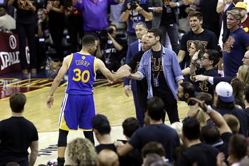 Stephen Curry Fined $25,000 For Throwing His Mouthguard Into The Crowd