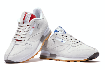 "Release Date Announced For The Reebok x Kendrick Lamar ""Classic Leather"""