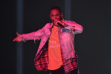 Big Sean Donates $25,000 To Wayne State University Homelessness Program