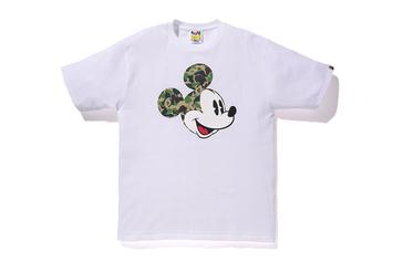 "Bape Teams Up With Disney For A ""Mickey Mouse"" Capsule Collection"