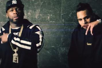 "50 Cent Feat. Chris Brown ""No Romeo No Juliet"" Video"