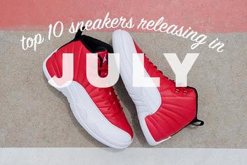 Top 10 Sneakers Releasing In July
